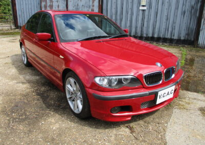 2002 BMW E46 325 M Sport Full Spec Car done just 48800 miles.SOLD