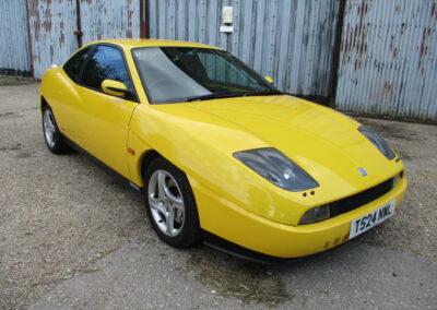 1999 Fiat Coupe Turbo 20V Manual 60700 miles DEPOSIT TAKEN