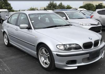 2003 BMW 320 M Sport Saloon Automatic. 29000 Miles. Superb.