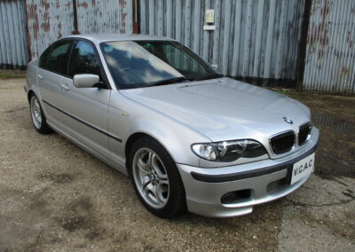 2003 BMW 320 M Sport Saloon Automatic. 29000 Miles. Superb. £6000