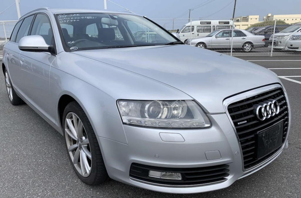 2011 Audi A6 3.0T Quattro Avant. Supplied to Customers Specification.