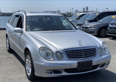 2006 Mercedes E280 Elegance Estate Automatic. 21000 miles 4.5 grade. Amazing Find £7850