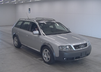 2001 Audi Allroad 2.7T Quattro Auto 46500 miles Sourced to customers specification