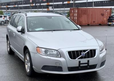 2009 Volvo V70 2.5T LE Estate Automatic. 33300 miles £6950