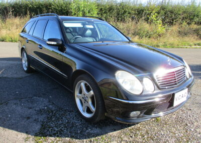 2004 Mercedes Benz E320 AMG Estate Automatic. 60000 Miles £6500. Just Arrived