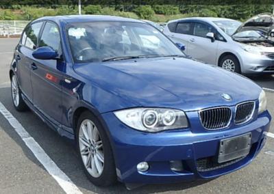 2006 BMW 130 M Sport 5 Door Automatic. 54300 Miles. Due in November.£6950