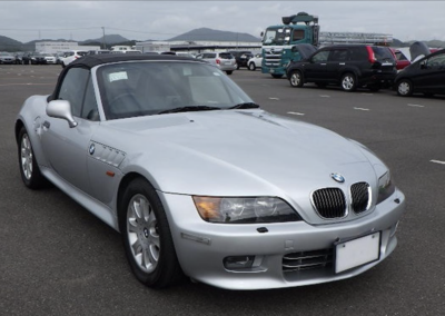 2003 BMW Z3 3.0 Sport Roadster Automatic. 55200 Miles. Grade 4.5 Due in December.£7950