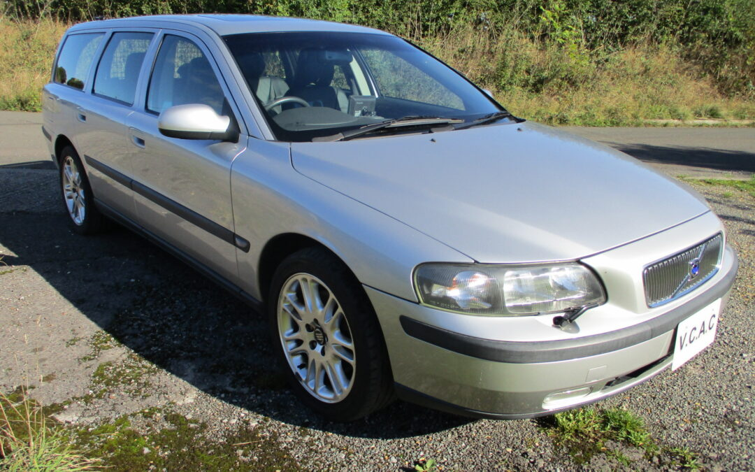 2000 Volvo V70 T5 Estate Automatic. 26500 Miles £6500. Out of the Box