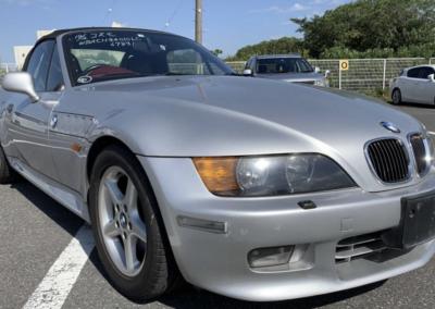 2000 BMW Z3 2.8 Sport Roadster Automatic. 48500 miles. £6950